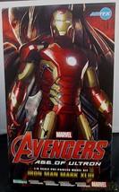 Kotobukiya Artfx1 6 Marvel Iron Man Mark 43 - $213.99