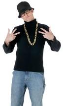 Fun World Old School Rapper 90s Hip Hop Adult Unisex Halloween Costume K... - £13.35 GBP
