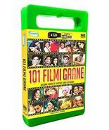 101 Filmi Gaane 8 GB Hindi Video Songs on Music Card [USB Flash Drive] - $24.74