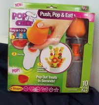 New Pop Chef Fruit Bouquets Cake Vegetable Food Decorator As Seen On TV ... - $7.91