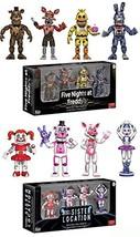 Five Nights At Freddy's Mini Figure Series 3 Set Of 8 - $30.35