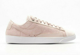 NIKE WOMEN'S BLAZER LOW LX SHOES SIZE 6.5 silt red orewood brown AA2017 605 - $69.98