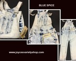 Blue spice overalls web collage thumb155 crop