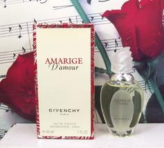 Givenchy Amarige D'Amour EDT Spray 1.0 FL. OZ. NWB - $79.99
