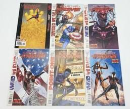 Ultimate Comics All New Spider-Man 14-17 16.1 Ultimate Six #5 Marvel Com... - $38.69
