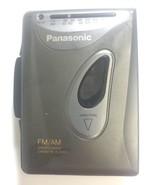 Panasonic RQ-V60 Walkman Portable Cassette Player Sold as Not working Item - $12.19