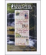 Seeds Of Freedom cross stitch chart Silver Creek Samplers - $12.60