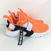 Nike Air Huarache City Low Womens Size 7 PRM AO3140-800 Total Orange NEW - $86.12