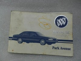 BUICK PARK AVE AVENUE  1995 Owners Manual 14744 - $13.85