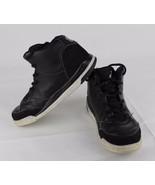 Jordan 23 Retro basketball youth kids leather black laces size 2Y - $16.50
