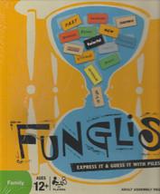FUNGLISH Family Board Game by HASBRO - $14.95