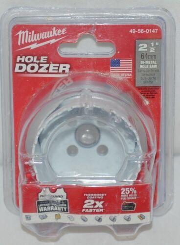 Milwaukee Product Number 49560147 Bi Metal Hole Saw Hole Dozer
