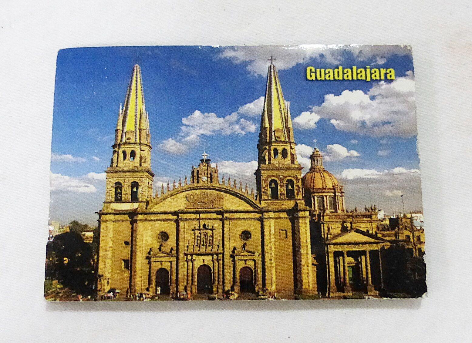 Guadalajara Mexico Réfrigérateur Aimant Collection