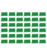 Beistle 55640 36-Pack Tissue Grass Mat, 15-Inch by 30-Inch - $71.86
