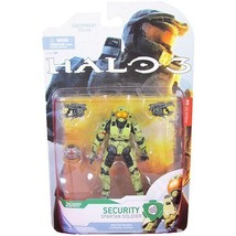 HALO 3 Series 4 Spartan Security Soldier (Olive) Action Figure - $29.69