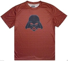 Star Wars: Darth Vader Men's  Red Polyester T-Shirt {Size: Med) - $16.60