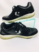 Converse Mens Size 10 Black EVO All Star Low Top Sneakers - $30.53