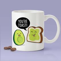 New Mug - Avocado Toast Mug   Avocado Lovers Mug   You're Toast! - $10.99+