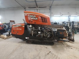 2006 Ditch Witch JT1220 For Sale in Toronto, South Dakota 57268 image 3