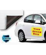 Custom Car Magnets Full Colors Customize with Your Business Logo or Any ... - $24.49