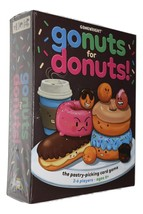 Go Nuts for Donuts Card Game Gamewright - Never Opened - $12.99