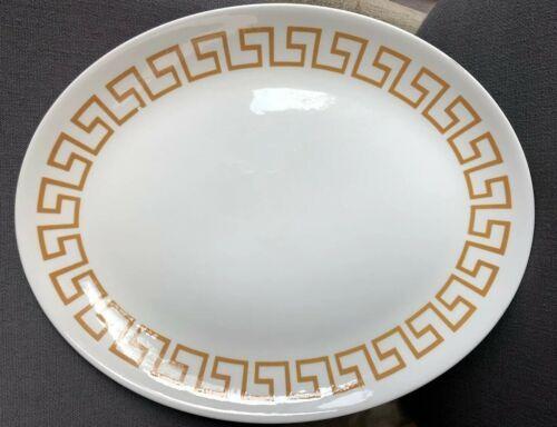 "Homer Laughlin USA Dura-Print Platter 13.5"""