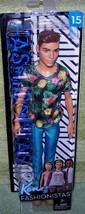 Barbie Fashionistas Tropical Vibes KEN Doll #15 New - $10.88