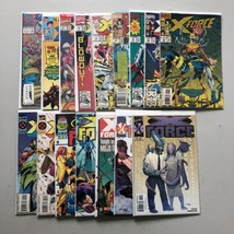 Lot of 16 X-Force (1991 1st Series) from #-1 1-111 Annual #2 VF Very Fine - $49.50