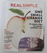 Real Simple Magazine Life Made Easier The One Small Change Diet Feb 2016 Issue - $2.12