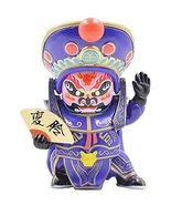 Black Temptation Traditional Chinese Opera Face Changing Doll Sichuan Op... - $22.24