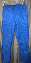 Spread Good Cheer! Scrubs Blue Pants Size Small LOW $ - $16.53