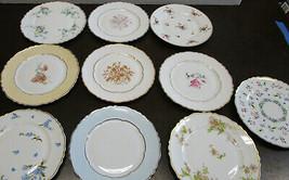 Haviland & Co Limoges 10 Different Salad Plates  - $80.08