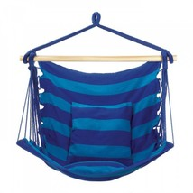 Blue Stripe Hammock Chair - $49.65