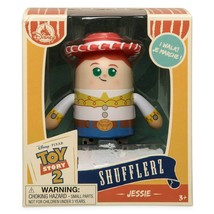 Disney Pixar Toy Story 2 Jessie Shufflerz Walking Figure Officially Lice... - $19.99