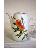 Royal Worcester 2015 Evesham Gold 5 Cup Coffee Pot - $37.79