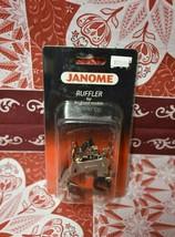 Janome MC AcuFeed Ruffler -- fits Models MC6600 and MC7700 - $119.99