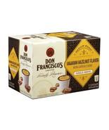 Don Francisco's Hawaiian Hazelnut Premium 100% Arabica Medium-Roast 12 C... - $14.10