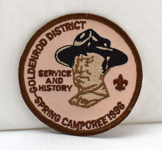 BSA Goldenrod District Spring Camporee 1996 Service And History Boy Scou... - $9.45