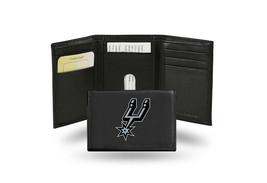 NBA San Antonio Spurs Embroidered Tri-Fold / Wallet - $37.23
