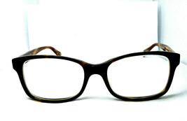 Coach LIBBY HC6047 5204 Dark Tortoise/Light Brown Horn 51-16-135 Eyeglas... - $29.49