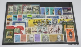 German DDR 1981 SC#2151-2230, Stamps, 68 Pieces/20 Set, Mint Never Hinge... - $54.95