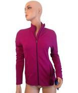 Champion Women's Absolute Workout Jacket Small Pink - $59.00