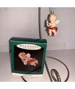 Hallmark Keepsake Ornament Miniature Melodic Cherub 1994 - $5.00