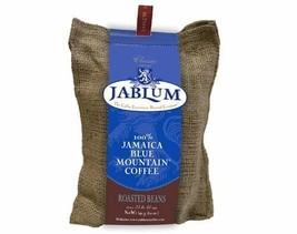 Jablum 100% Jamaica Blue Mountain Coffee Roasted Beans 16oz - $56.10