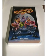 Jim Henson's Muppets From Space VHS - $2.38