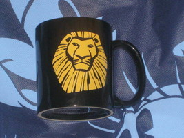 Disney Lion King Coffee Cup Princess of Wales Theatre Toronto. New. - $28.59