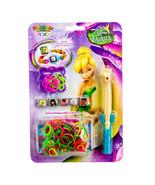 Disney Fairies Interchangeable Charms Roxo Rainbow Loom Set  - $8.99