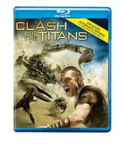 Clash of the Titans (Blu-ray Disc, 2010)