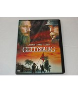 Gettysburg DVD 2000 Rated-PG Tom Berenger Jeff Daniels Martin Sheen Pre-... - $24.74