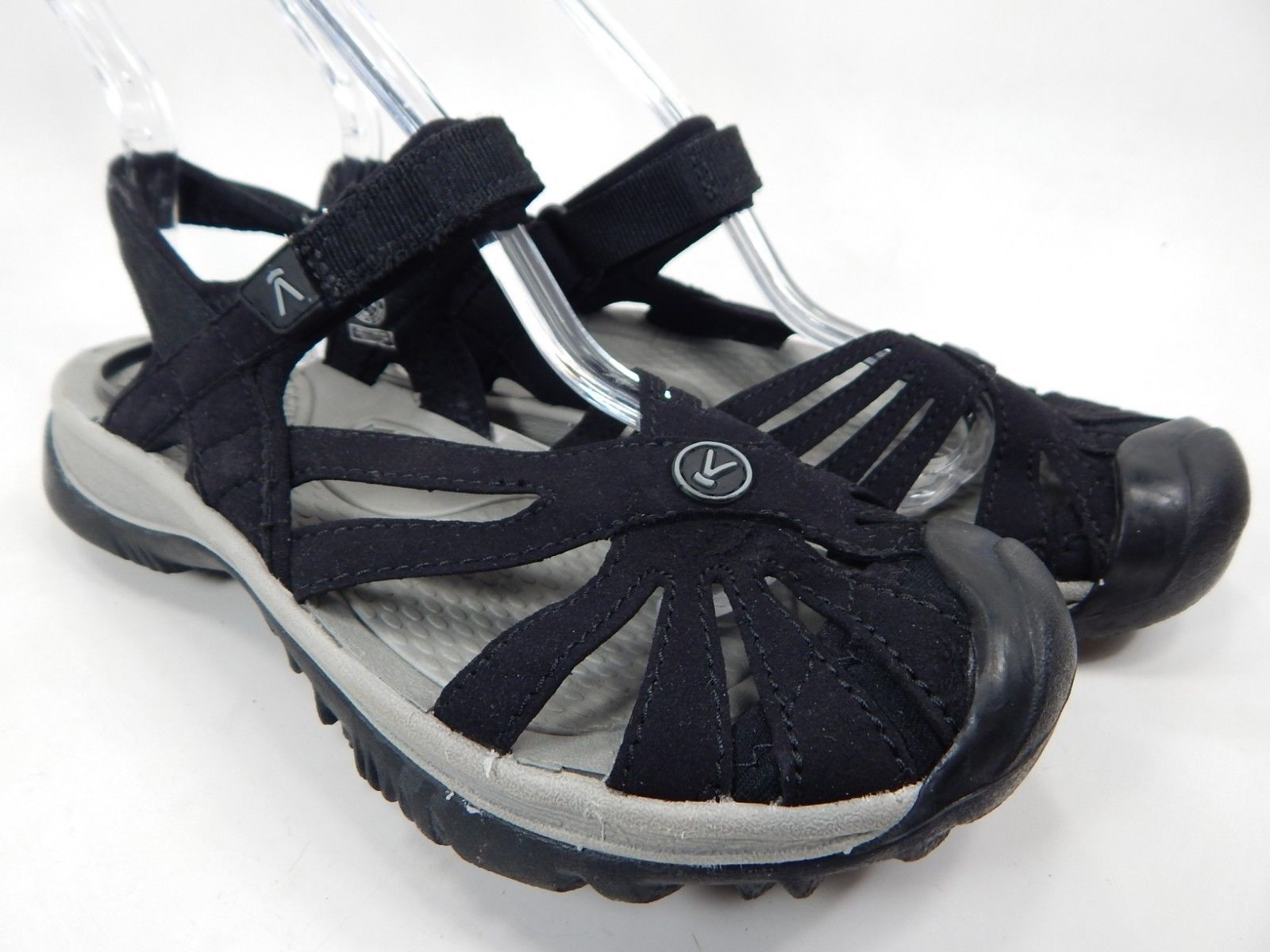 Keen Rose Size 7.5 M (B) EU 38 Women's Sports Sandals Black Gray 1008783